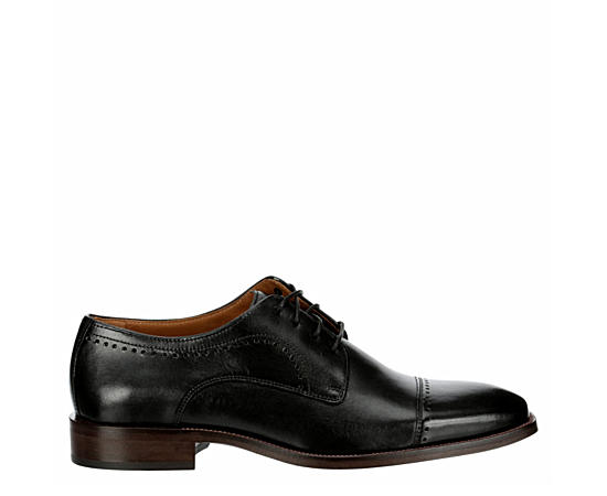 Mens Sanborn Cap Toe Oxford
