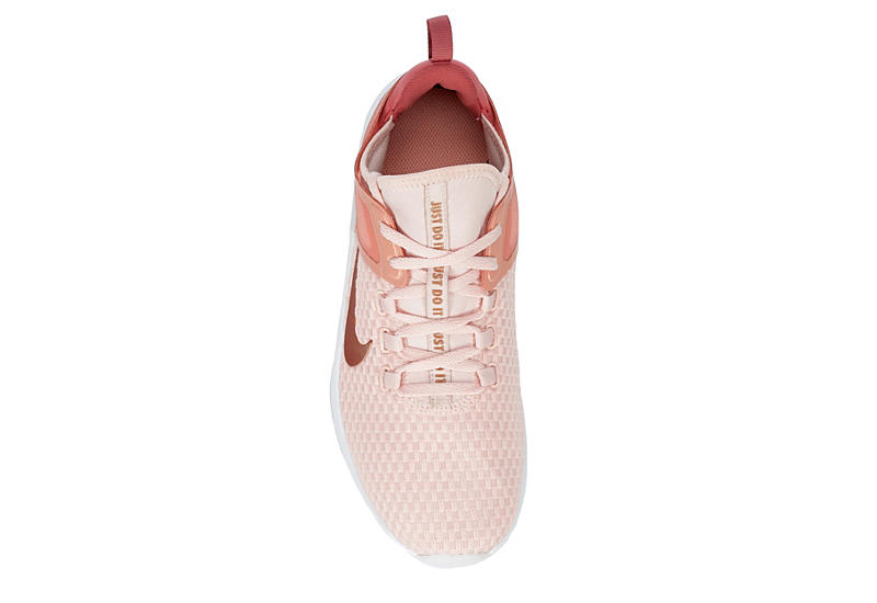 NIKE Womens Air Max Bella Tr 2 Training Shoe - PINK