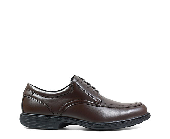 Mens Bourbon Street Moc Toe Oxford