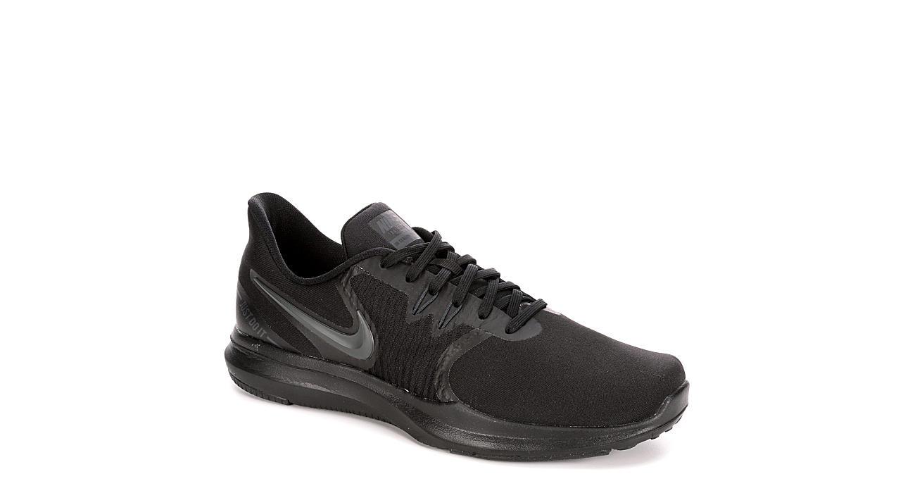 NIKE Womens In Season 8 Training Shoe - BLACK