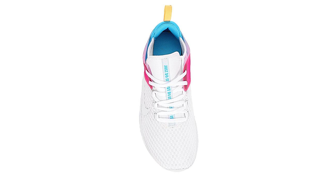 NIKE Womens Air Max Bella Tr 2 Training Shoe - WHITE