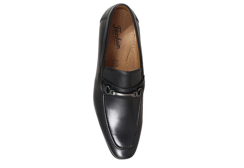 FLORSHEIM Mens Postino Loafer - BLACK
