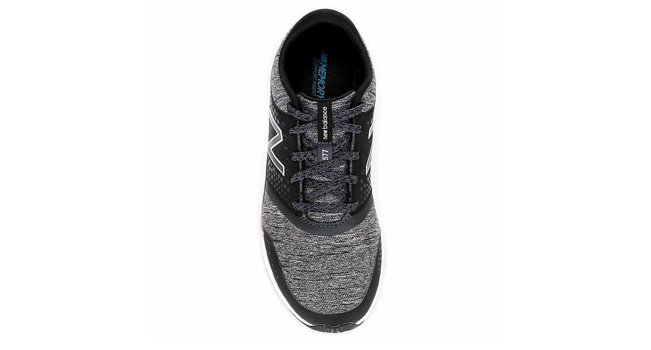NEW BALANCE Womens 577 Training Shoe - BLACK