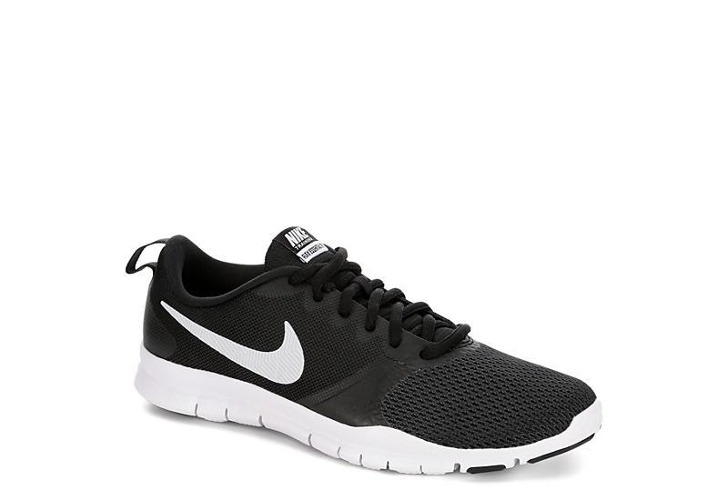 d4323a886ba1 Nike Womens Flex Essential Training Shoe - Black