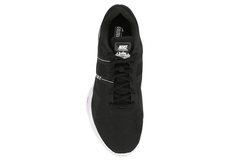 NIKE Womens City Trainer 2 Training Shoe - BLACK