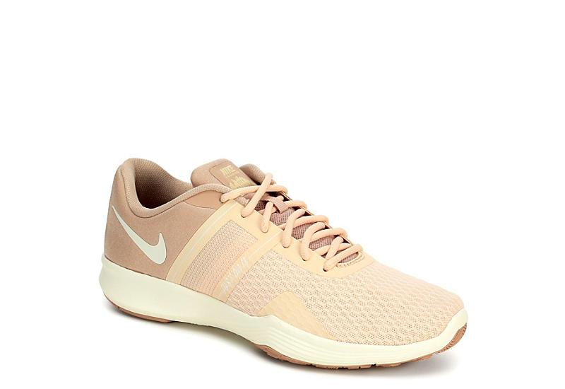64521bf3deb8b5 Nike Womens City Trainer 2 Training Shoe - Blush