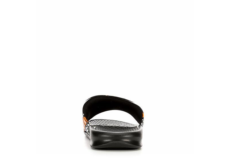 NIKE Mens Nike Benassi Jdi Printed - BLACK