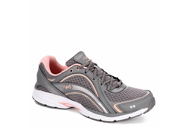 7f904a2da9 Ryka Womens Sky Walk Walking Shoe - Grey
