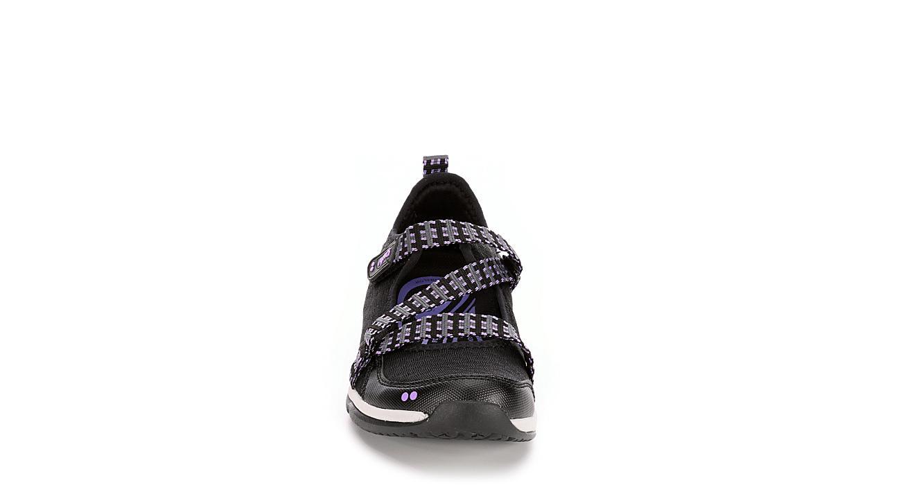 RYKA Womens Kailee Walking Shoe - BLACK