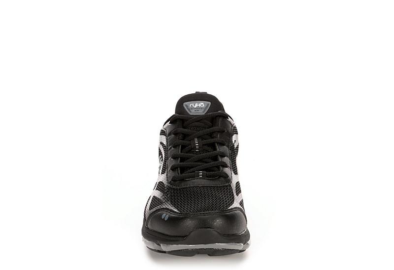 RYKA Womens Devotion Xt Walking Shoe - BLACK