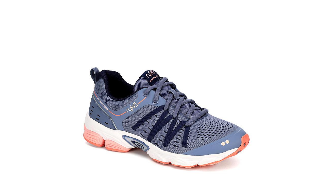 16e5708307 Ryka Womens Ultimate Form Running Shoe - Blue