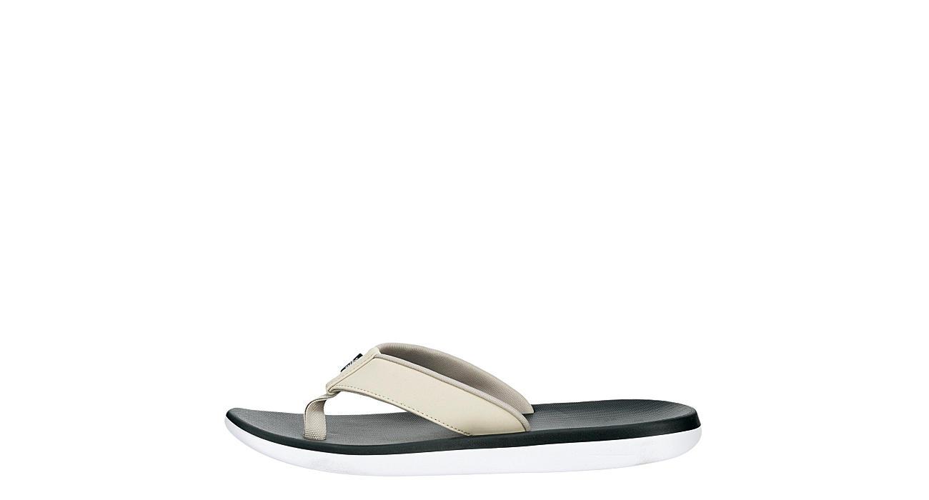 NIKE Mens Kepa Kai Thong Flip Flop Sandal - TAUPE