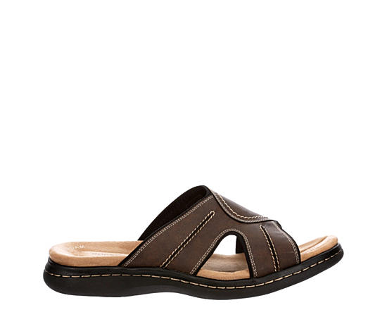 Mens Sunland Casual Slide Sandal