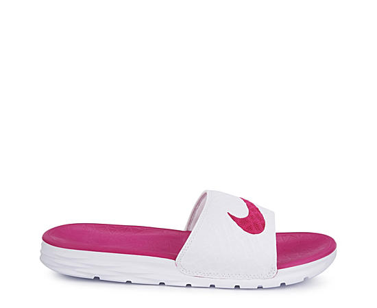 Womens Benassi Solarsoft Slide Sandal