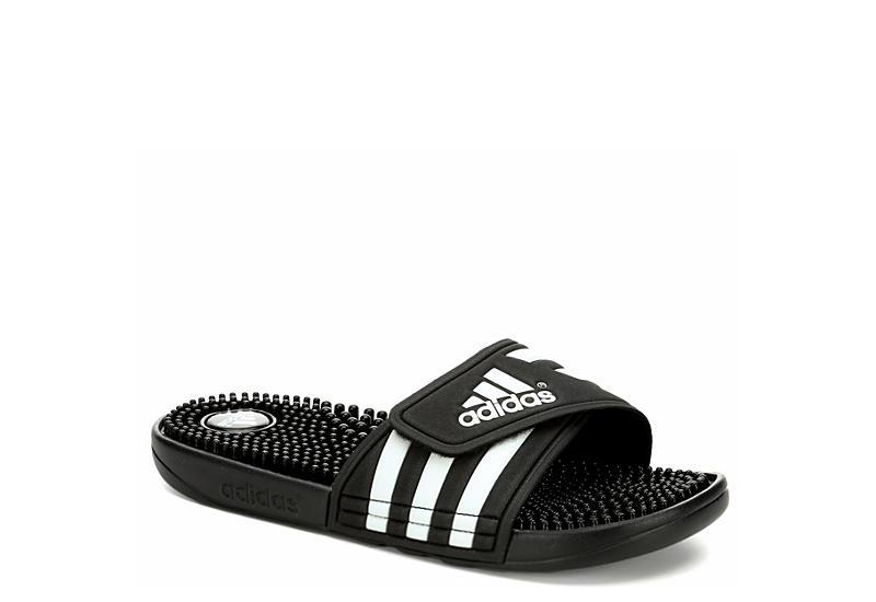 a2ea04ecd Adidas Womens Adissage Sandal - Black