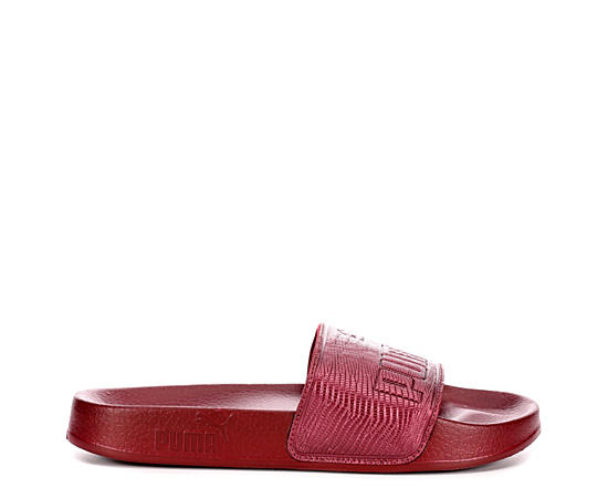Womens Lead Cat Slide Sandal