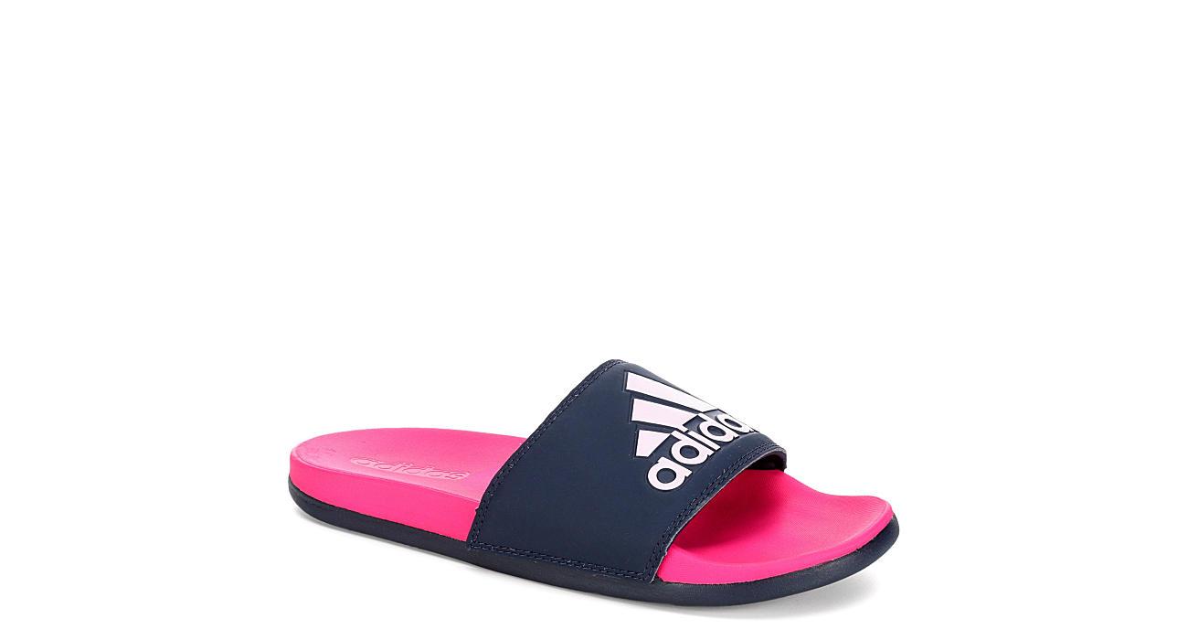 6c2184715a9 Adidas Womens Adilette Sandal - Pink