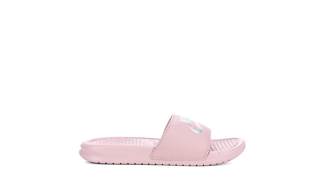 free shipping 44b7c 3e742 Nike Womens Benassi Jdi Sandal - Blush