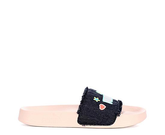 Womens Lead Cat Slide Sandal