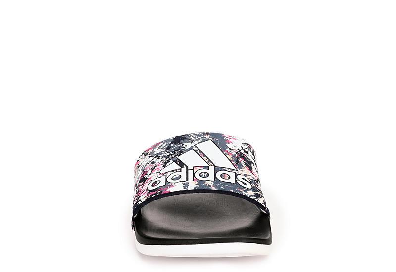 ADIDAS Womens Adilette Sandal - BLACK