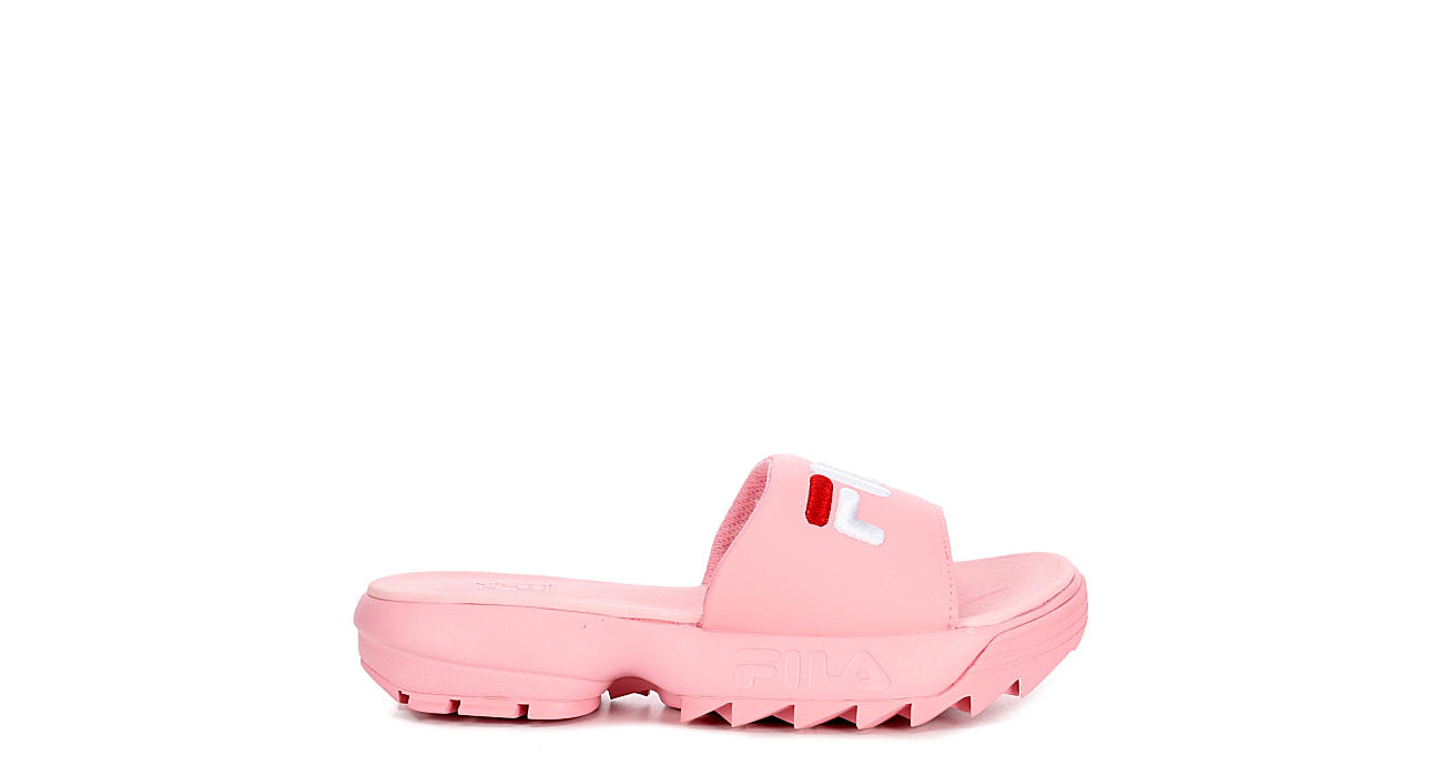 FILA Womens Disruptor Slide - BLUSH