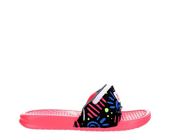 Womens Benassi Jdi Fanny Pack Slide Sandal