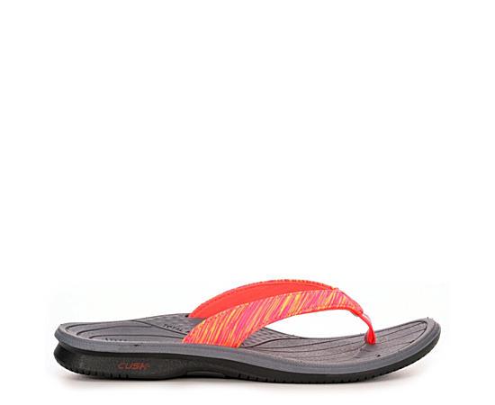 Womens Cush Thong Sandal