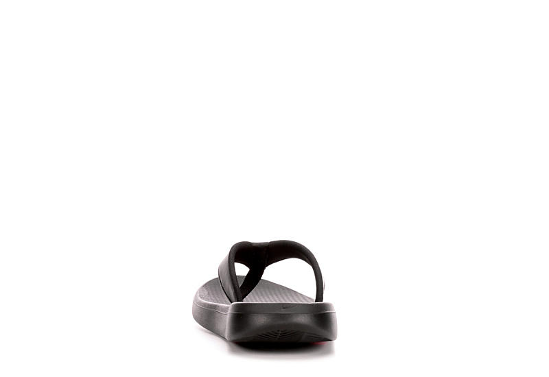 NIKE Womens Bella Kai Sport Thong Sandal - BLACK