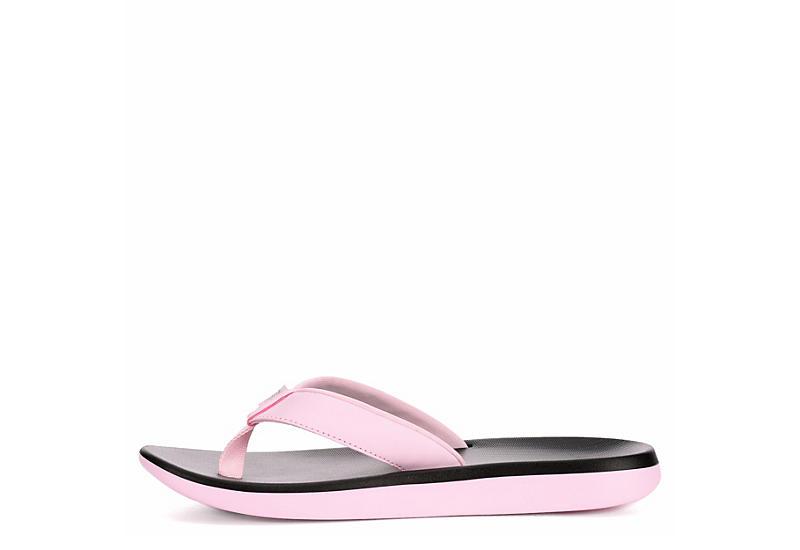 NIKE Womens Bella Kai Thong Sandal - PINK