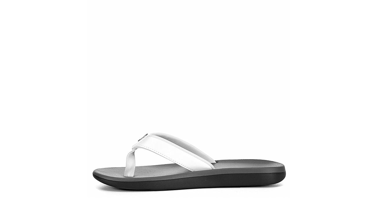 NIKE Womens Bella Kai Thong Sandal - GREY