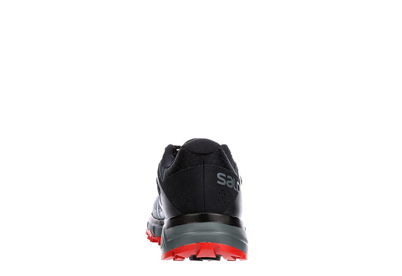 SALOMON Mens Trailster Low Hiking Boot - GREY