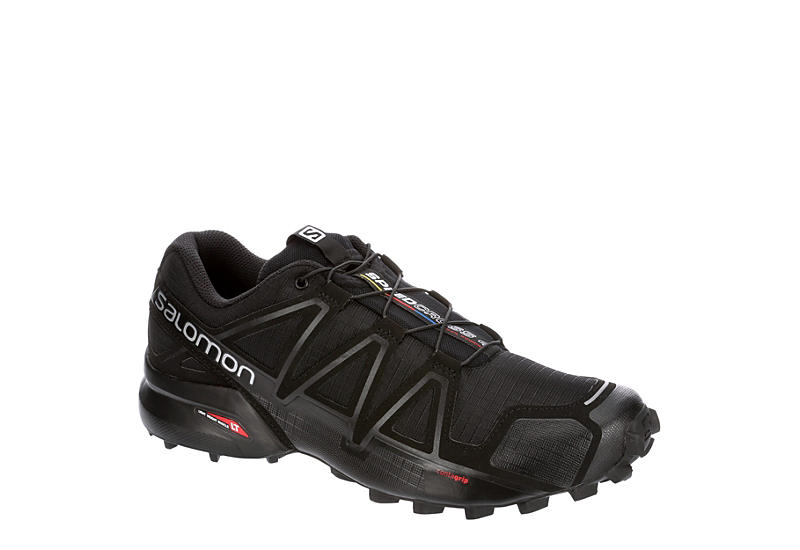 BLACK SALOMON Mens Speedcross 4