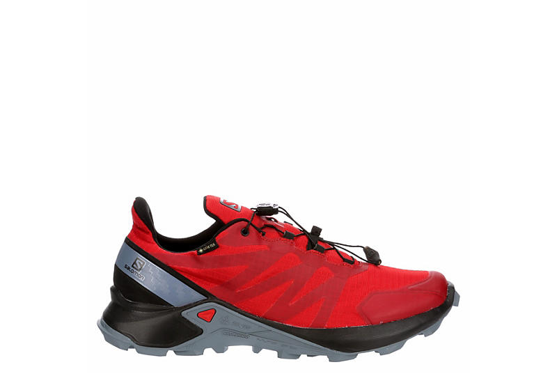 SALOMON Mens Supercross Gtx - RED