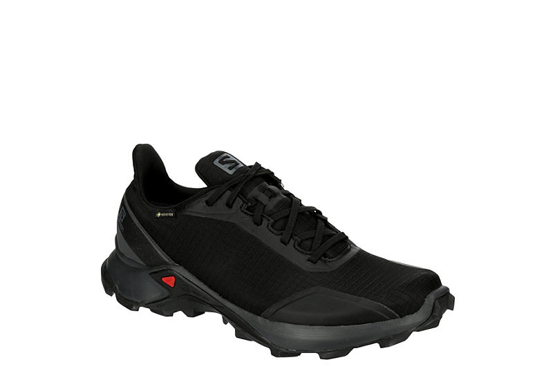 BLACK SALOMON Mens Alphacross Gtx