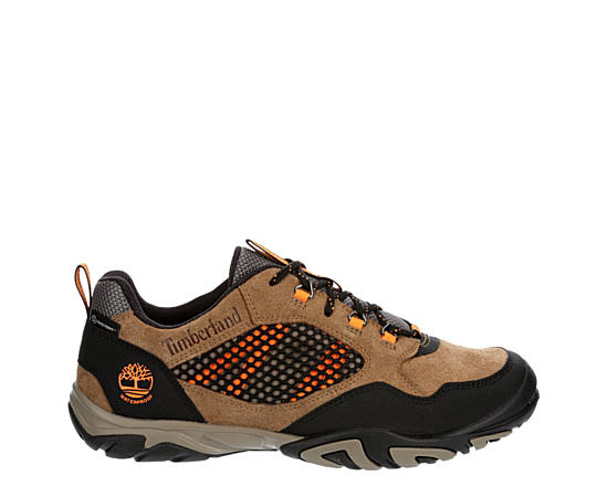 Mens Crestridge Waterproof Low Hiking Boot
