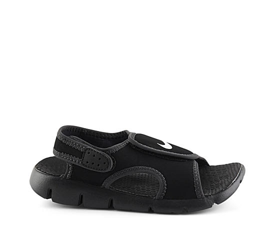 Boys Sunray Adjust 4 Grade School Sandal