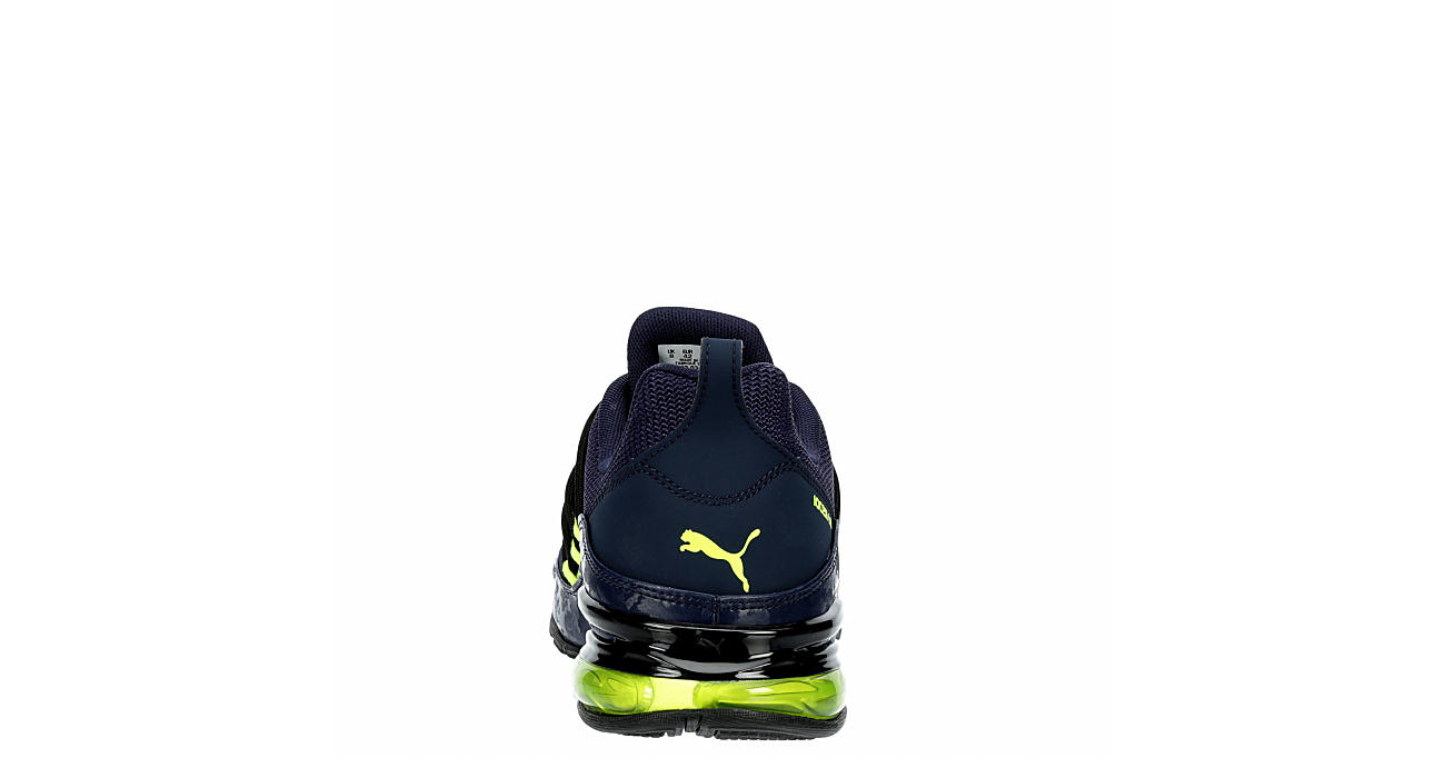 PUMA Mens Cell Regulate Running Shoe - NAVY