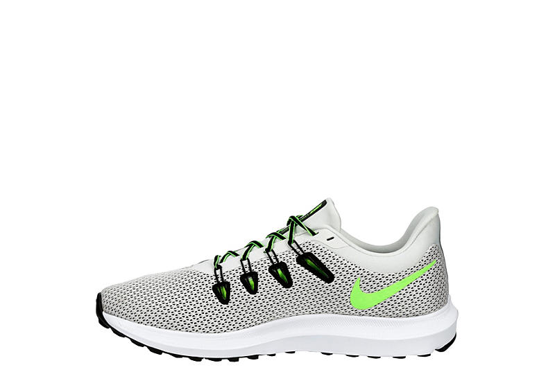 NIKE Mens Run Quest 2 Running Shoe - GREY