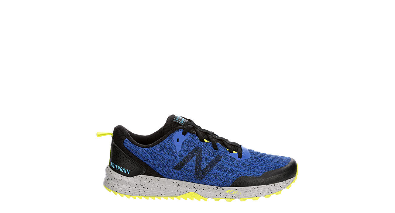 NEW BALANCE Mens Nitrel 3 Running Shoe - BLACK
