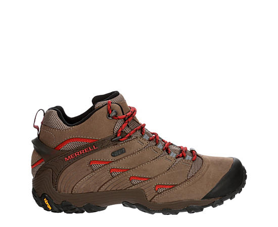 Mens Chameleon 7 Mid Waterproof Hiking Boot