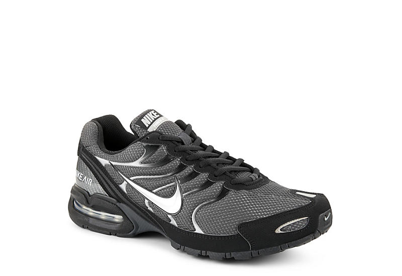 6aba658d3 Dark Grey Men's Nike Air Max Torch 4 Running Shoes | Off Broadway Shoes