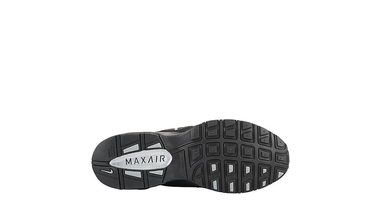 nike air max grigio scuro mens torcia 4 scarpa da corsa atletica da