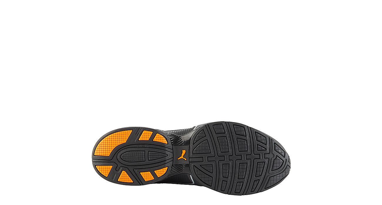 PUMA Mens Cell Surin Running Shoe - GREY