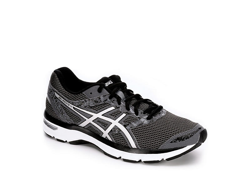 Asics Mens Gel Excite 4 Running Shoe - Dark Grey 20434b2543a90