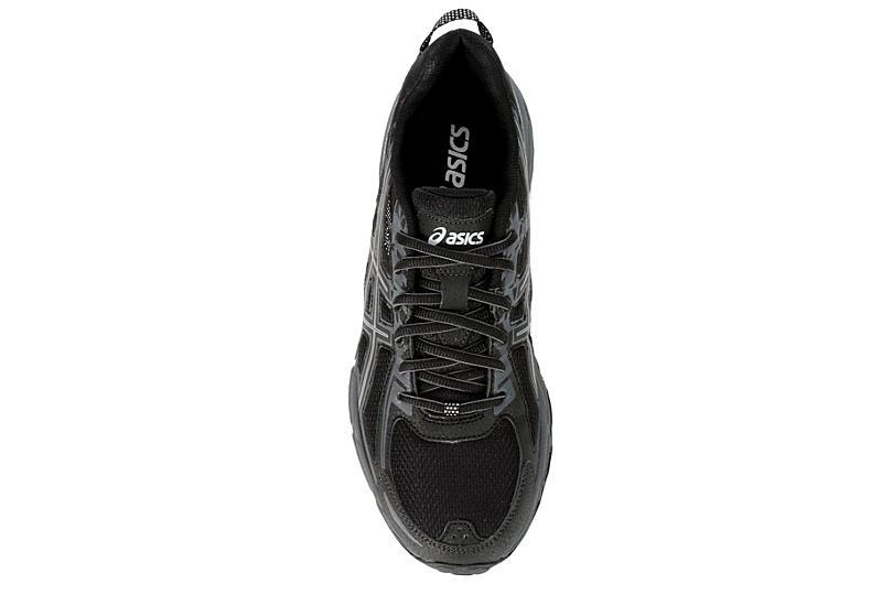 ASICS Mens Gel-venture 6 Running Shoe - BLACK
