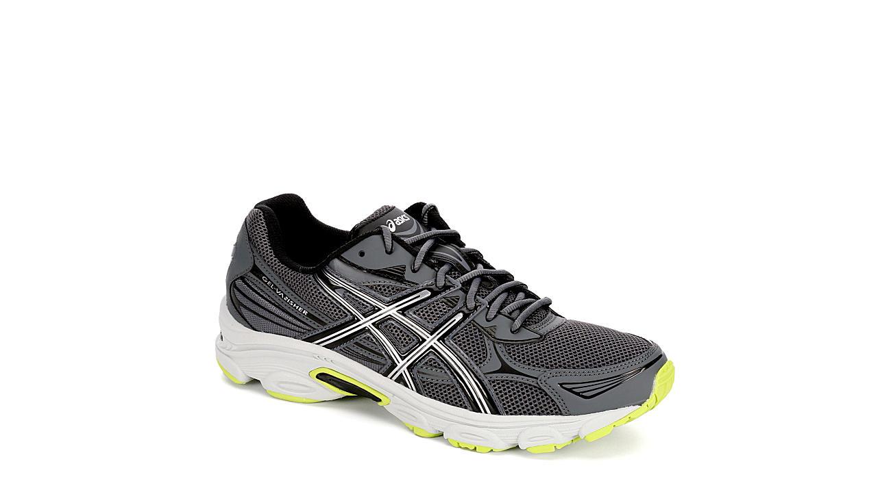 ASICS Mens Vanisher Running Shoe - GREY