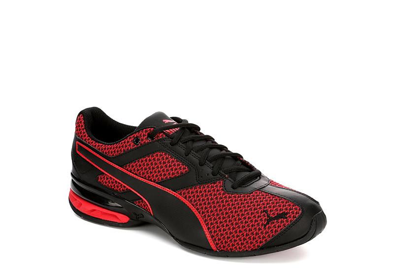BLACK PUMA Mens Tazon 6 Knit Running Shoe