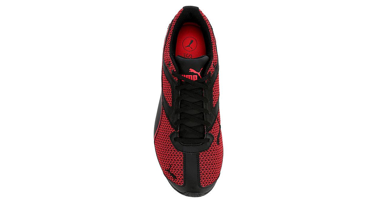 PUMA Mens Tazon 6 Running Shoe - BLACK