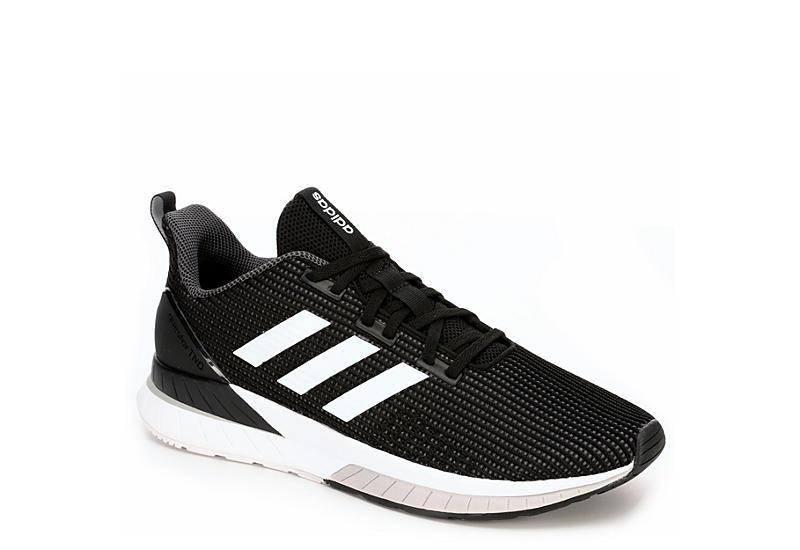 Black Adidas Questar Mens Questar Adidas Ride Tuned Running Shoe Running Off 3e6d19