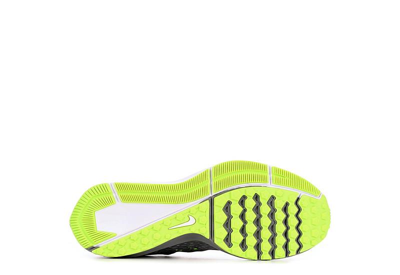 NIKE Mens Zoom Winflo 5 Running Shoe - GREY